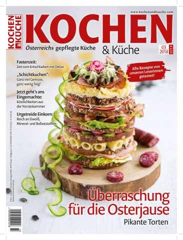 Ausgabe März 2018 » Kochrezepte von Kochen & Küche