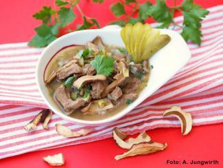 J gerfleisch kochrezepte von kochen k che - L ei weich kochen ...