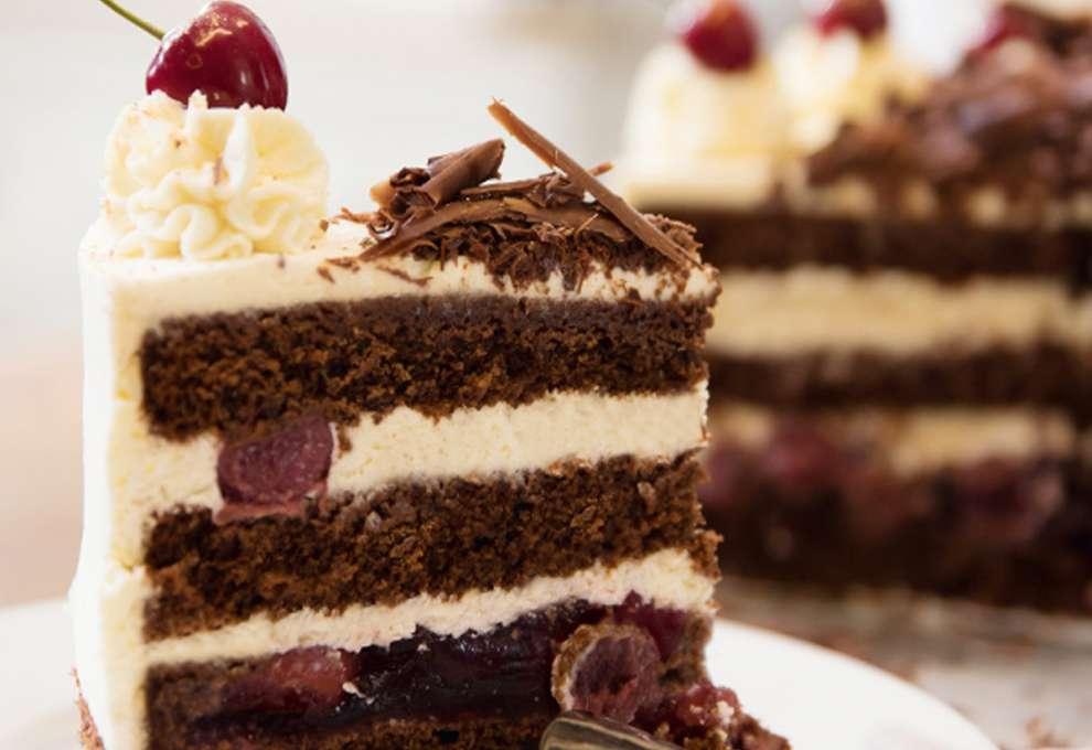 Schwarzwalder Kirsch Torte Kochrezepte Von Kochen Kuche