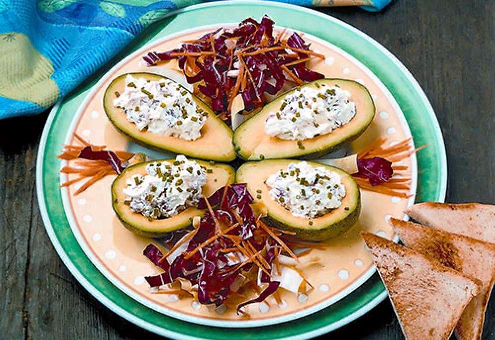 Gefüllte Avocados Kochrezepte Von Kochen Küche