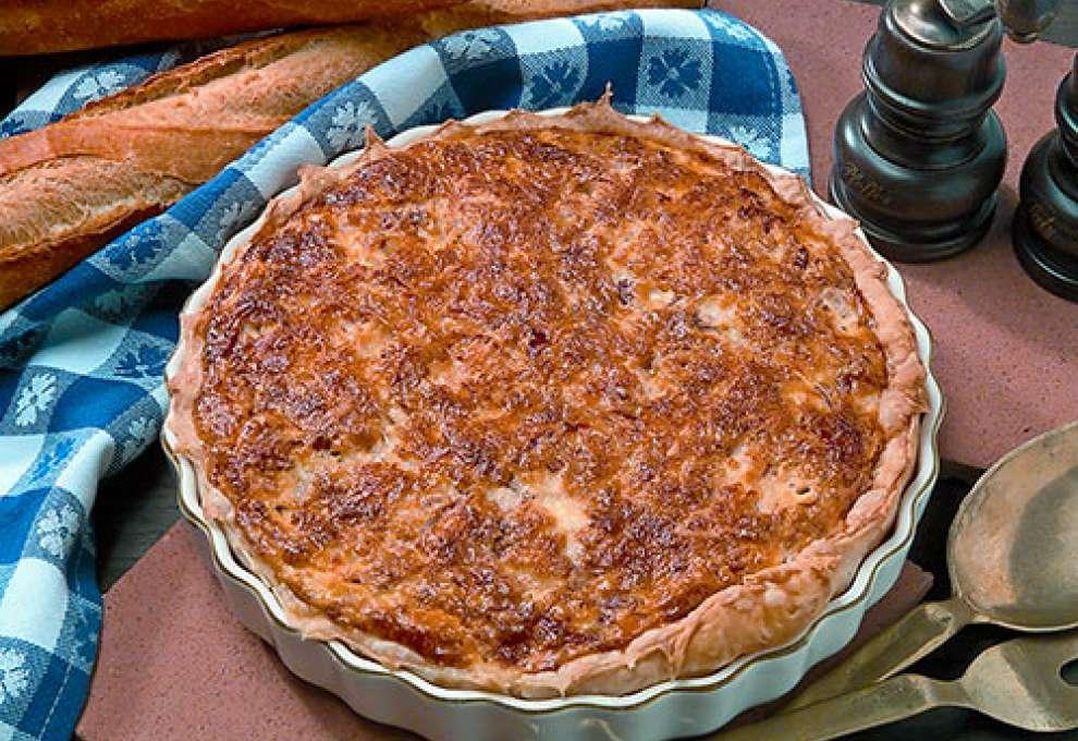Käse Schinkenkuchen Kochrezepte Von Kochen Küche