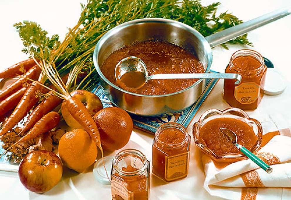 Karottenmarmelade kochrezepte von kochen k che - Miesmuscheln offen vor kochen ...