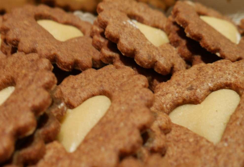Rezept fur kekse mit marzipan
