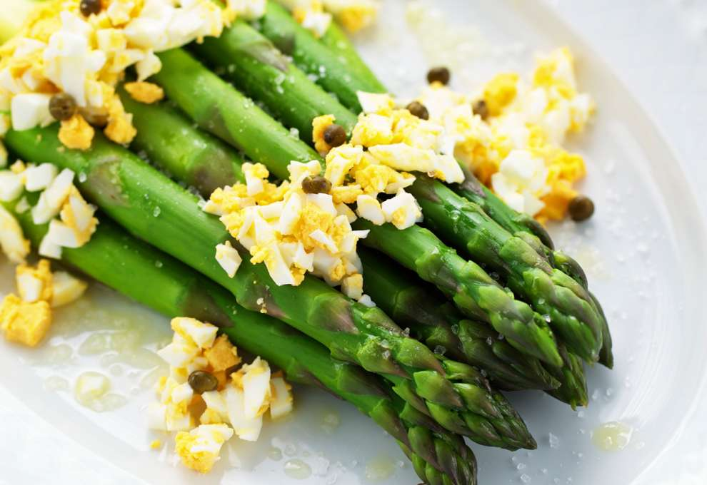 Grüner Spargel Kochrezepte Von Kochen Küche