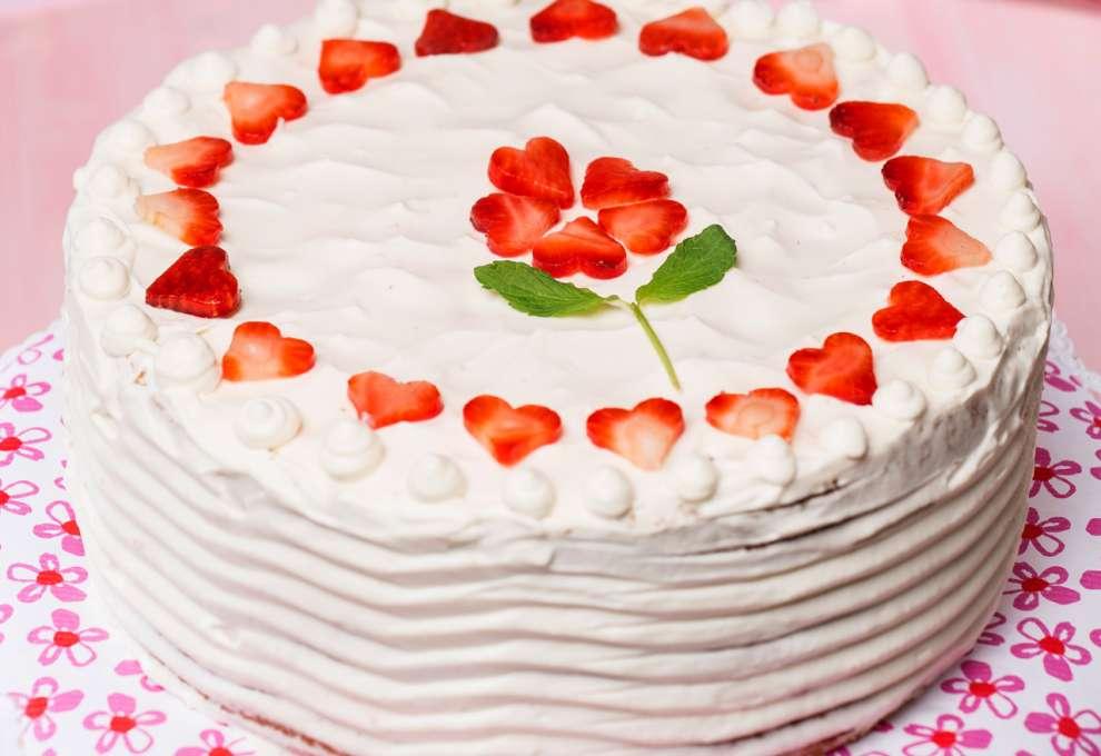 Torten Verzieren Und Dekorieren Kochrezepte Von Kochen Kuche