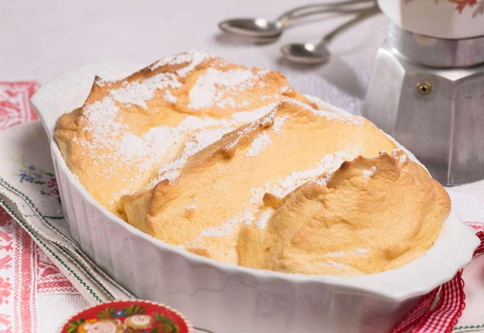 Salzburger Nockerln » Kochrezepte von Kochen & Küche