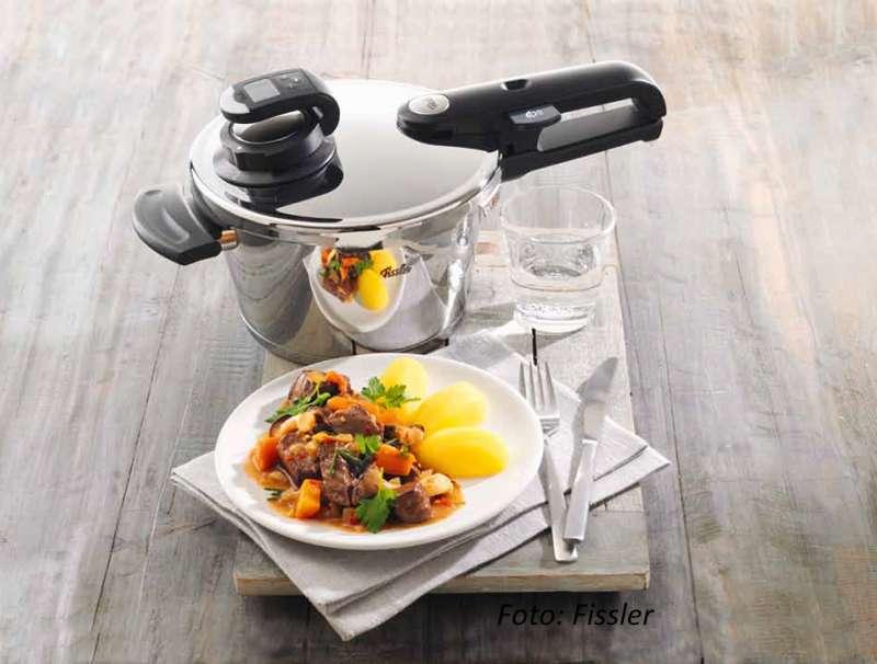 kochen mit dem schnellkochtopf kochrezepte von kochen k che. Black Bedroom Furniture Sets. Home Design Ideas