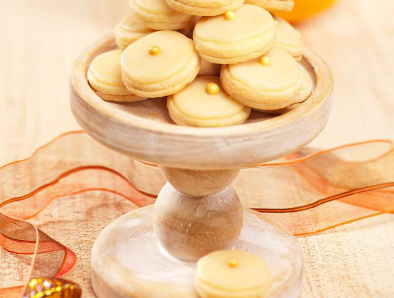 Orangentaler Weihnachtsgebäck.Süße Kleine Weihnachtswunder Kochrezepte Von Kochen Küche