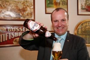 1. Biersommelier-Weltmeister Karl Schiffner