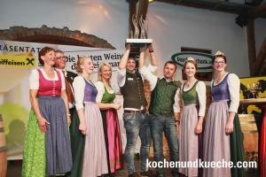 Weigut des Jahres 2016 wurde der Betrieb Adam-Lieleg aus Kranach bei Leutschach