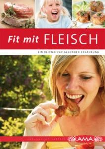 Vollgepackt mit vielen wichtigen, interessanten Infos und für jeden kostenlos erhältlich: die neue AMA Fleisch-Broschüre.