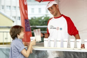 So gut schmeckt Bio! Der Erfolg der Bio-Aktionstage beweist das große Interesse der Österreicher an Bio-Produkten.