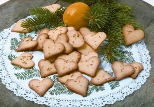 Auch Allergiker können zu Weihnachten problemlos Süßes genießen!