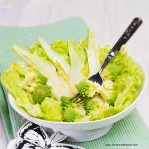 Romanesco- Fenchel-Salat