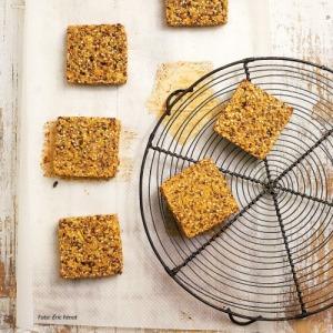 Schlankheitsriegel mit Quinoa