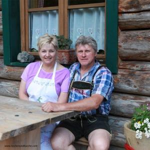 Dorothea und Rudolf Pichlmayer