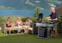 Familienmitglieder und Freunde sind beliebte Grillpartner.