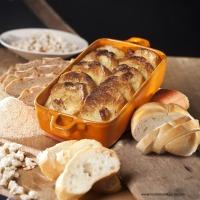 Brot-und-Butter-Auflauf
