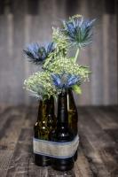 """""""Bierflaschen-Vase"""""""