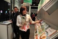 Genuss-Beratung am Stand von Kochen & Küche. Foto: Eva Wrazdil