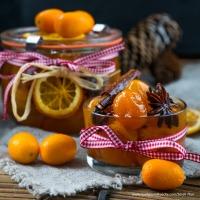Eingelegte Kumquats