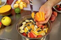 Früchte-Beeren-Gelee