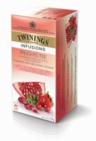 Der Früchtetee - eine der Neuen im Twinings-Sortiment.