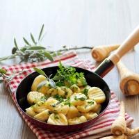 Pastinaken-Gnocchi