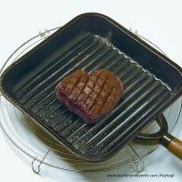 Steak in Pfanne