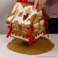 Romantisches Lebkuchenhaus 13