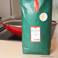 Erdäpfel | Kartoffeln räuchern mit dem Wok 1
