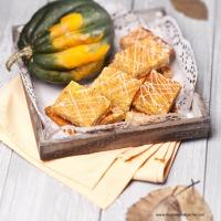 Kürbis-Blechkuchen