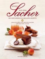 Von Althergebrachtem bis zu den leichten Cremen der modernen Küche stellen die Profis aus der Sacher-Pâtisserie die 300 besten Rezepte vor.
