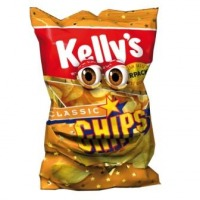 Ab Juli wird auf der Rückseite der Kelly´s Chips und Mini Fritts die Herkunftsregion der Kartoffel ausgelobt.