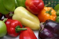 Jeder Österreicher aß 2007 durchschnittlich 1,18 Kilogramm heimische Paprika.