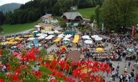 Das erste Steirische Rindfleischfest auf der Brandlucken war ein großer Erfolg.