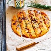 Rösti mit Speck und Käse