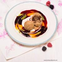 Schokolade-Brioche-Knödel