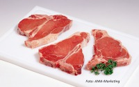 Porterhouse, T-Bone, Club Steak