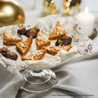 Süßkartoffel-Frischkäse-Schnitten