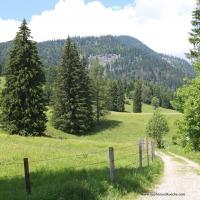 Wanderung zur Singerhauserhütte