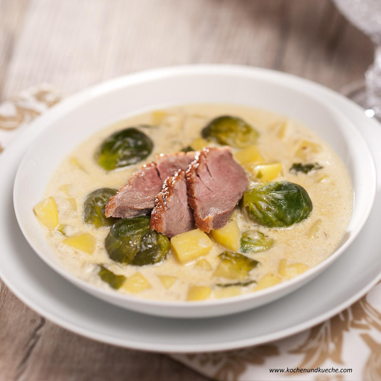Wärmende Suppen & Eintöpfe » Kochrezepte von Kochen & Küche