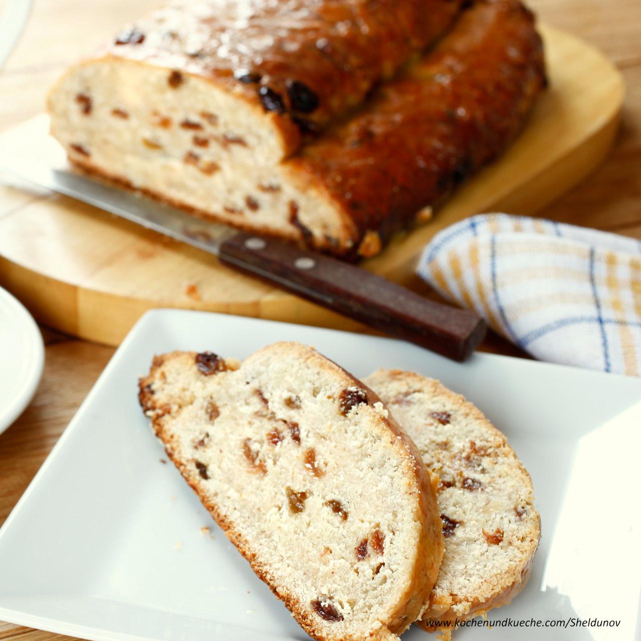 Süße Adventzeit: Weihnachtsstollen & andere Mehlspeisen » Kochrezepte von Kochen & Küche