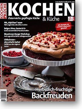 Kochen & Küche September 2017