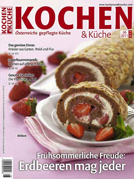 Aus dem Inhalt - Juni 2011 » Kochrezepte von Kochen & Küche