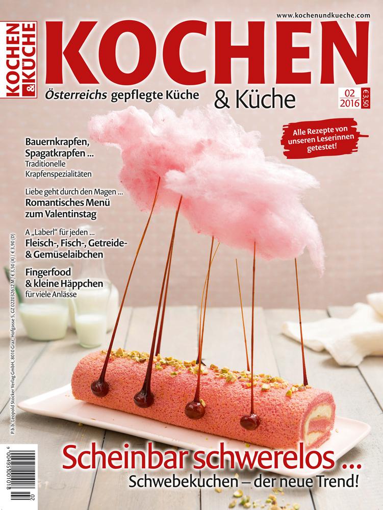 Kochen & Küche Februar 2016 » Kochrezepte von Kochen & Küche