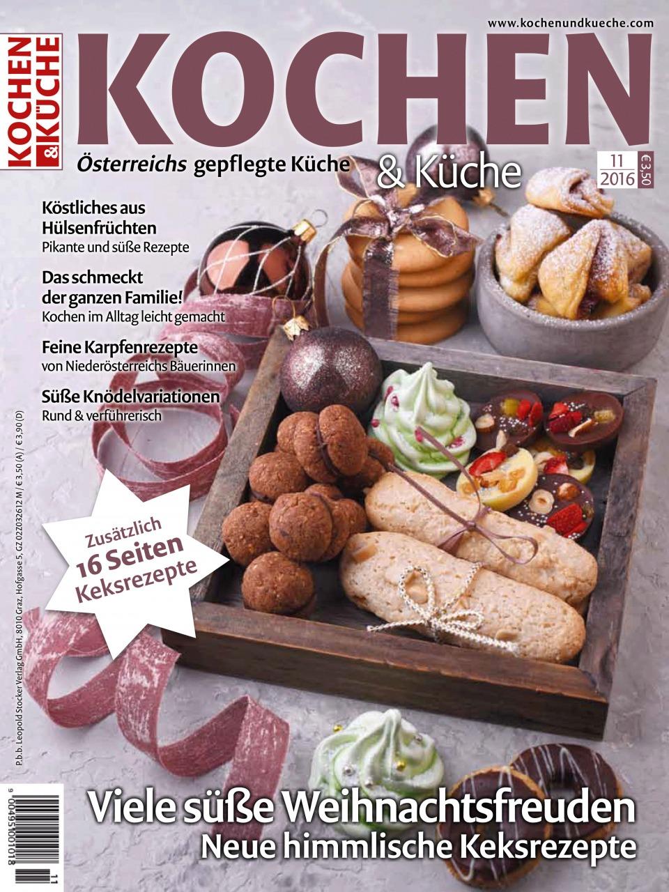 Ausgabe November 2016 » Kochrezepte von Kochen & Küche